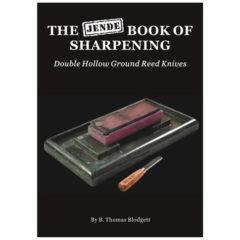 The Jende Book of Sharpening