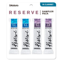 Clarinet Reed Sampler