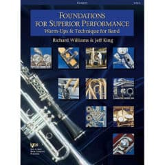 MC-605 Foundations for Sup. – Clarinet