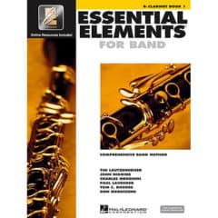 MO-610 Essential Elements Oboe Book 1
